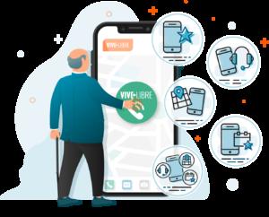 App de ViveLibre: Funcionamiento y desarrollo
